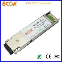 China 1550nm SMF 10 Gigabit Small Form Factor Pluggable Transceiver 943 920-001 on sale