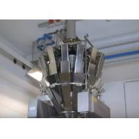 Buy cheap Full Automatic Packaging Solutions for Salt / Sugar Granule Filling , High Speed from wholesalers