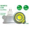 Buy cheap Energy Saving Aluminium 5W 450LM CRI80 Bright G5.3 MR16 Cool White COB Spotlight from wholesalers
