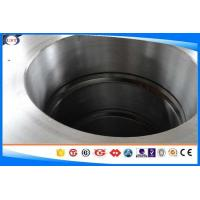 China Machines Parts Hot Forging Stainless Steel 34CrMo4 / 1.7224 Grade Steel on sale