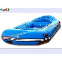 5 Person 0.9MM(32OZ)  PVC tarpaulin Inflatable Banana Boat Toys / sport games Manufactures