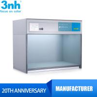 Accurate Fabric / Textile Color Light Booth N7 Grey Color UV Light Source T60(5) Manufactures