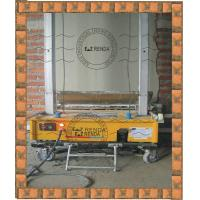 Automatic Mortar Plastering Machine 2.2Kw For Building Gupsum Wall Manufactures