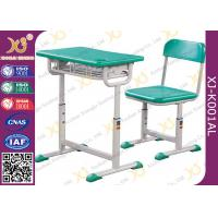 Buy cheap Light Weight School Tables And Chairs For International School from wholesalers