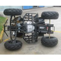 Large 13.4hp Water Cooled Atv Automatic 4 Wheeler With Aluminium Exhaust Pipe Manufactures