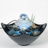 Home Decoration Water Fountain Garden Foutain Resin Rockery Manufactures
