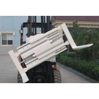Professional forklift attachments / Forklift fork clamps 1000 - 1200mm ARM length Manufactures