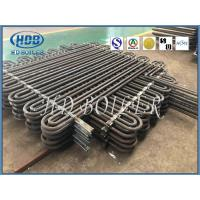 China Boiler Spare Parts Superheater For Utility / Power Station , High Efficiency Heat Exchanger on sale