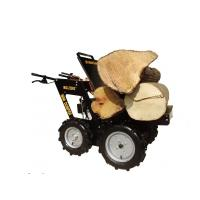 Motor Wheelbarrow with Flatbed , B&S  Engine 750 ,Four Wheels,  Chain Driver 4X4 Manufactures