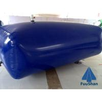 Fuushan Factory Price 100L to 500,000L High Quality Pillow TPU/PVC Water Tank Manufactures