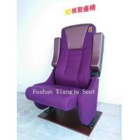 China Ergonomically Cinema Room Chairs / Cinema Projects Gravity Mechanism Chairs on sale