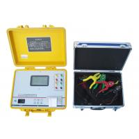 Automatic 3 phase Transformer Ratio Tester High Voltage Testing Equipment HXOT 263B Manufactures