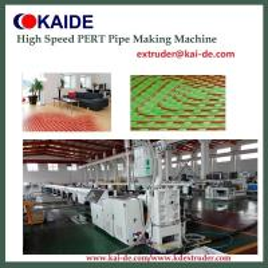 China Multi-layer PE-RT II Pipe Production Line/pert milti couche ligne de production on sale