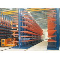 China Heavy duty& high capacity structural cantilever rack long-length pipes storage racking on sale