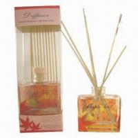 Reed Fragrance Diffuser with 90mL Capacity Manufactures