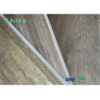 Wood Like Texture SPC Flooring Waterproof With Click System For Dance Room Manufactures