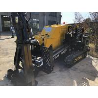 Heavy Duty Horizontal Directional Drilling Machine With Yanma 46.3kw Engine Manufactures