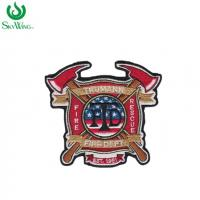 Professional Army Iron On Uniform Patches Washable Various Sizes Manufactures