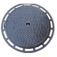 Cast iron  round water manhole cover and frame Manufactures