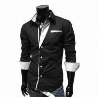 Men's Dress Shirt, Slim, Customizable, Any Colors Available Manufactures
