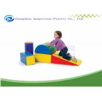New design safe and Eco-friendly soft play areas for kids limb coordination training foam met Manufactures
