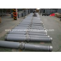 High Aluminum Station Post Insulators 5 Years Quality Guarantee Manufactures