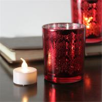 Quality 2015 new home craft glass,wedding decorations candles glasses for sale