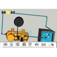 Easy Operation Oily Water Separator , Industrial Centrifugal Oil Separator Manufactures