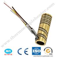 China Heating Element spiral hot runner coil brass nozzle heater for enail on sale