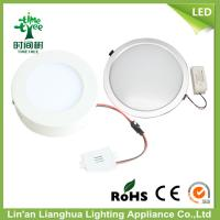 High Efficiency SMD 5730 / 2835 22W LED Flat Panel Light For Home , CE Manufactures