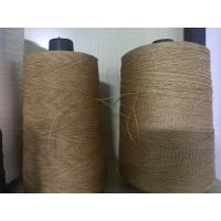 Quality 1000D 8GPD Tire Cord Dope Dyed Yarn Polyester Fishing Twine High Tenacity for sale