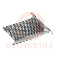 China 3D Geocomposite Plastic Drainage Mats , Retaining Wall Geotextile Protection Layer on sale