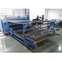 Multifunctional Rotary Heat Press Machine / Textile Roll Calandra  Machine Sublimation Manufactures