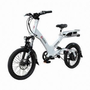 Lightweight Electric Bike with 350W Power, Motor Sports/Mountain E-bike