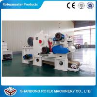 4-6T/H Wood Log Maker / Press Machine with Stable Working Condition