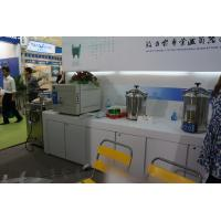 Small Table Top Autoclave Steam Sterilizer Machine For Laboratory / Clinic Manufactures