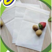 Biodegradable Industrial Ziplock Bags Organic Waterproof Invisible Flower Seeding Packing Manufactures