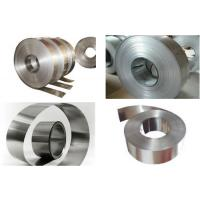 No bubbles, no pinholes, acid, alkali, polishing SUS201 cold rolled stainless steel strip Manufactures