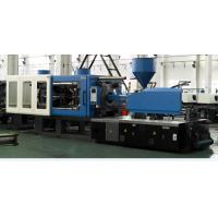 Automatic hydraulic injection molding machine with PLC control system 32MHZ Manufactures