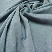 China 100% Cotton Yarn-dyed Chambray Fabric, 57 or 58 inches Width on sale