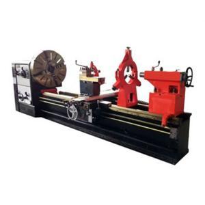 CW Series Horizontal Lathe Machine , Horizontal Gap Bed Conventional Lathe Manufactures