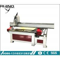 Vacuum Table Type Wood CNC Machine , 4 Axis CNC Engraving Machine Manufactures