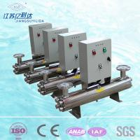 15TPH UV Sterilization For Aquaculture , 240W UV Water Purifier Over 9000 Hours Manufactures