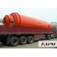 China Stainless Steel Cement Clinker Grinding Ball Mill Plant 18.5kw on sale