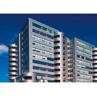 Easy Installation Aluminum Curtain Wall For High Rise Buildings / Large Public Buildings Manufactures