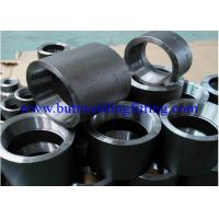 Steel Elbow / Tee / Reducer Forged Pipe Fittings ASTM A182 F48 F49