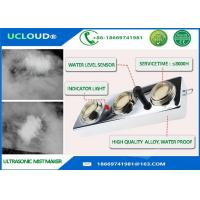 3L / H Ultrasonic Mist Maker 6 Head Industrial Use Ultrasonic Water Fogger Diffuser Manufactures