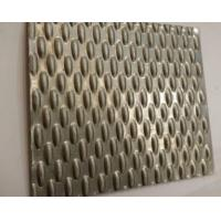 304 316 Embossed Metal Sheet Decorative Stainless Steel Sheet for Elevator Ceiling Panel Manufactures