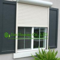 Aluminum Roller Shutter Manufacturer,Electric or Manual Operated,Hurricane Storm Shutter Manufactures