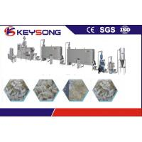 Stainless Steel Extrusion  Instant Rice Machine , Nutritional Rice Grain Processing Machine Manufactures